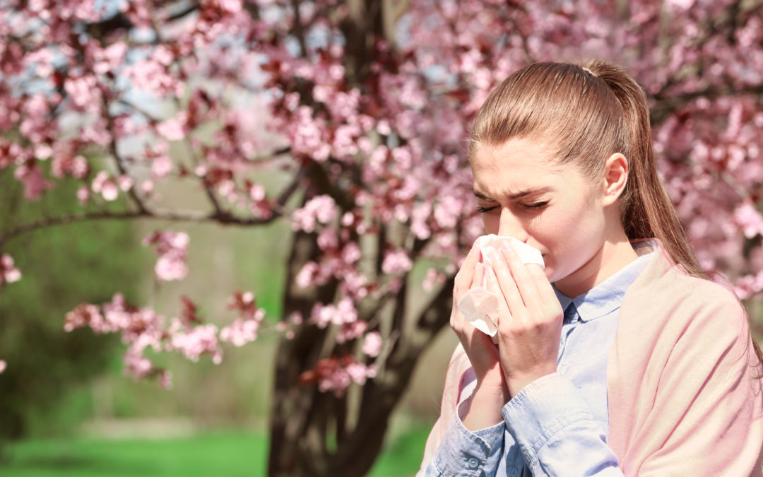 Allergies de printemps